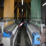 2-6 tear de potência de tecelagem Shuttleless do jato do ar da tela da sarja de Nimes da cor