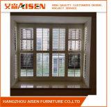 Obturador promocional del Basswood de la plantación de Hangzhou como las persianas de madera