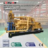 De Generator van het Gas van de Motor van het Aardgas 1MW met Horizontale Radiator