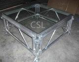 Алюминиевый этап стекла волокна, Wedding ферменная конструкция этапа для сбывания