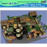 Mini campo da giuoco dell'interno dei bambini del campo da giuoco da vendere (H14-0804)