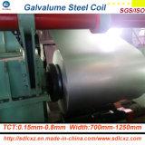 Катушка Aluzinc Gl-Galvalume стальная свертывает спиралью Galvalume Z30 G- Z275g