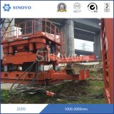 De hydraulische Ondergrondse Machine van het Omhulsel van de Ontruiming van de Stapels van het Obstakel
