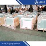 glace Tempered de dessus de table 12mm coniques de bord de 6mm 10mm avec la construction/meubles