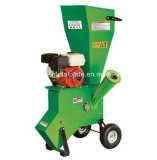 9HP Mini Mobile Wood Chipper Shredder mit Cer