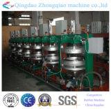 タイヤの内部管の油圧加硫機械
