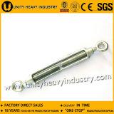 商業タイプ可鍛性鉄の鋼鉄ターンバックル