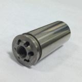 Drehbank-Teile CNC bearbeitete den maschinell bearbeitenzoll maschinell, der gedrehtes Metallreserve-Autoteil dreht