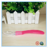 El mejor bebé cucharea la cuchillería en silicón suave