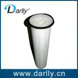 Cartuccia di filtro pieghettata grande flusso dall'acqua dell'OEM della cappa