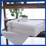 100%年の綿650GSMのホテルの浴室タオル(QHHD8701)