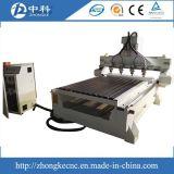 Router rotativo di CNC dell'incisione del legno di asse della Cina 4 con le multi teste