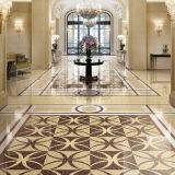China-neue Produktlinien glänzender rosafarbener Marmorporzellan-Fliese-Fußboden