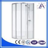 La Chine bon marché a expulsé le cadre de porte en aluminium de douche