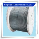 ISO9001-2008 (GB, BS, DIN, EN)를 가진 질 Ungalvanized 철강선 밧줄