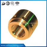 OEM Cobre / aleación / piezas de aluminio CNC piezas de mecanizado piezas de la máquina de fresado