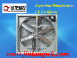 Цыплятина расквартировывает Louvered отработанный вентилятор с CE Certificationg