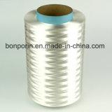 Guantes antis del corte de la fibra de UHMWPE que cubren el hilado