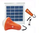 Солнечный фонарик с дистанционным управлением факела