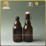 De gedrongen Fles van het Glas van de Schommeling 330ml Hoogste voor Bier (384)