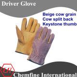 Кожа Драйвер перчатки