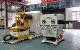 Автомат питания листа катушки с раскручивателем для линии давления использующ в обрабатывающей промышленности