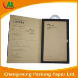 Коробки изготовленный на заказ Tempered стекольной бумаги печатание Cmyk упаковывая