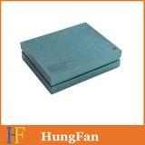 Rectángulo de regalo de papel de empaquetado de encargo/rectángulo de papel de empaquetado del regalo cosmético