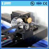 El precio de fábrica de cobre de plata del acero inoxidable de la máquina de corte láser de fibra