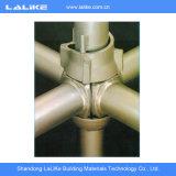 Échafaudage durable sûr de Cuplock pour la construction
