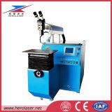 200W 400W de Apparatuur van het Lassen van de Laser met de Hoge Lasser van de Laser van de Machine van het Lassen van de Laser van Frames Precisionglasses