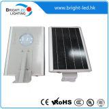 réverbère solaire de 6m 50W DEL avec la vente directe d'usine