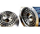 높은 Shear Rotor 또는 Stator Pump