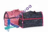 Emballage de sac deux parties de course de sport en plein air de mode cosmétique de créateur