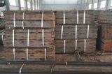 barras 55cr3 lisas de aço laminadas a alta temperatura por as molas de lâmina dos caminhões