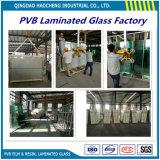 安い価格のゆとりPVBの薄板にされたガラスの工場(0.38、0.76、1.14、1.52)