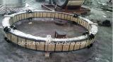 回転乾燥器のリング