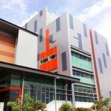 Los paneles compuestos de aluminio de la alta calidad para el revestimiento de la pared