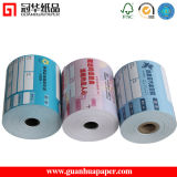 ISO Thermal Paper Rolls 80m m para Cash Register Machine, atmósfera