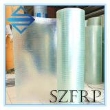 La fibre de verre transparente composée de la lucarne FRP de serre chaude lambrisse la feuille