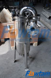 Steel di acciaio inossidabile Single Bag Filter per Housing