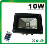 Luz de inundación al aire libre actual constante accionada por control remoto del LED