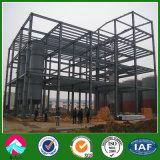 Edificios prefabricados Pre-Dirigidos modulares de la escuela de la estructura de acero