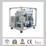 Zrg-300 Máquina de reciclaje de aceite hidráulico multifuncional