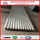 Folha de aço da telhadura do zinco de alumínio