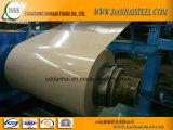 Bianco-Grigio rivestito basato laminato a freddo della bobina dell'acciaio PPGI