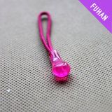 Customized caoutchouc silicone Zipper Puller