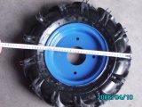 Rotella di gomma dell'unità di elaborazione del solido dei pezzi di ricambio della riga della barra di rotella