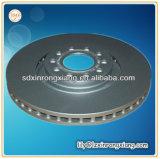 Disco do freio do aço inoxidável 304 de carcaça de investimento para o carro de competência