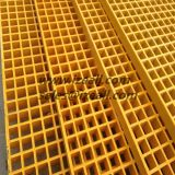 Fiberglas Molded Grating für The Chemical Platforms